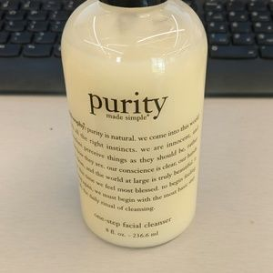 NWT Philosophy Purity Facial Cleanser